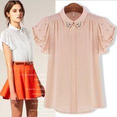 flower blouse top - Recherche Google