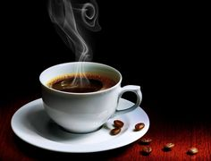 A good cup of coffe starts the day out perfectly.