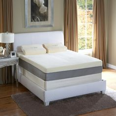 """12"""" St. Cloud LUXE Mattress - If you ever dreamt of sleeping on a cloud, that dream just came true. The St. Cloud LUXE mattress is our plushest, softest, most luxurious mattress in our line.  Product Code: NS12INCHCLOUD  Pin Me Shop"""