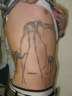 d18d1eb6b 22 Best Elephant Side Tattoos Females images in 2017 | Beautiful ...
