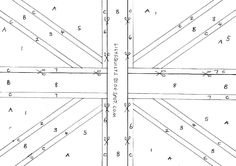 Lily's Quilts: Tutorial published in draft (union jack) Paper Piecing Patterns, Quilt Block Patterns, Flag Quilt, Quilt Blocks, Union Jack, Quilting Projects, Sewing Projects, Quilting Tips, Patchwork Cushion