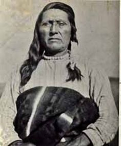 Holding Eagle, (the husband of the Mandan woman known as Scattered Corn Woman) - Hidatsa - no date