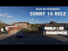 Exposição Correta sem Fotometrar - Sunny 16 Rule - YouTube