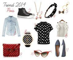 Fifth Avenue - Fashion Blog: Trend primavera estate 2014: pois http://www.fifthavenueblog.it/2014/04/trend-primavera-estate-2014-pois.html