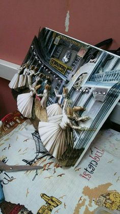 Decoupage Art, 3d Paper, Bargello, Quilling, Ottomans, Projects To Try, French Art, French Tips, Ottoman