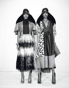 W Magazine jan/2012