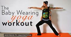 What you will need to begin:   Yoga mat or beach towel  Open spaced area  A sturdy and well made baby carrier such as a Boba, Tula, ...