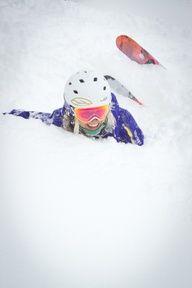 Le plus amusant quand on ski ⛷