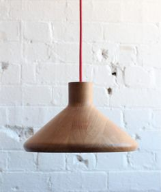 WOOD LIGHT by DOWEL JONES favorited by LIGHTBOX AMSTERDAM