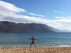 La Graciosa island off the coast of Lanzarote is peaceful and still pretty unspoilt with empty beaches and crystal clear sea (boats depart from Orzola)