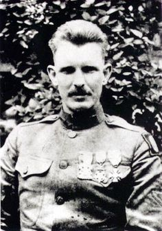 Sgt. Alvin York, US Army, WWI