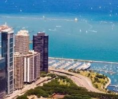 Chicago, IL, Lake views and iconic skyscrapers: Chicago's beaches offer panoramas of a different kind than most cities.
