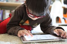 """just read """"Young People's Learning Technology Priorities"""""""