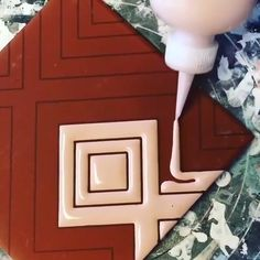 How to Glaze tiles <br> Finally! A Business Workshop just for Potters! Learn how to make a living off your ceramics. Read More Get our Newsletter Ceramic Tile Art, Clay Tiles, Ceramic Pottery, Ceramic Techniques, Pottery Techniques, Clay Art Projects, Clay Crafts, Pottery Painting, Diy Painting