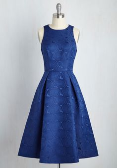 Also like this one for wedding  Mesmerizing Moves Dress, #ModCloth
