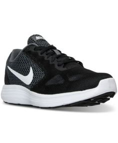 81615a21bcd Nike Women s Revolution 3 Running Sneakers from Finish Line  49.98  Revolutionize your run in the lighter