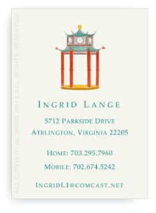 personalized illustrated calling cards for adults by Laurie Rohrbach for Lobird Invitation Paper, Stationery Paper, Stationery Design, Invitations, Stationary Gifts, Things To Do With Boys, Paper Ribbon, Pink Moon, Fine Paper