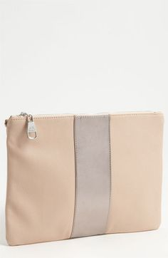 Steve Madden 'Stylarr' Clutch available at #Nordstrom I really want this in mint!