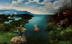 Joachim Patinir, Charon crossing the River Styx