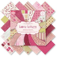 Premium Craft Cardstock First Edition 8 x 8 Scrapbook Paper Pad Love Letters by Trimcraft ** You can get additional details at the image link.Note:It is affiliate link to Amazon.