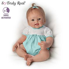 Natalie's First Words Baby Doll
