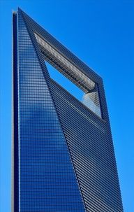 #Edificio Skywalk, Centro Financiero, #Shanghai. @Ardeco es #Arquitectura + #Construcción + #BienesRaíces