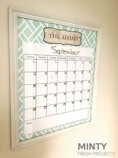 Create Your Own  Calendar  Custom Calendars