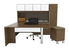 Cherryman Verde Desk collection from Boca Office Furniture http://www.bocaofficefurniture.com/product-p/verde.htm
