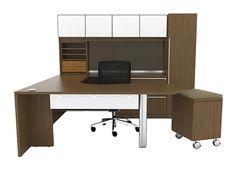 Verde Desk showroom in Boca Raton, FL http://www.bocaofficefurniture.com/product-p/verde.htm