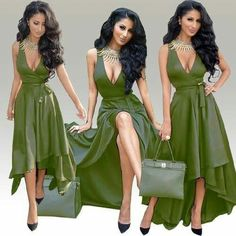 Tht dress in mint or white