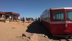 Pikes Peak Colorado 2012