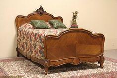 european antique 1900 bedroom furniture | Antique Italian Tuscan ...
