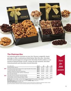 Who wouldn't love to snack on these treats while at work? Treat your clients to a holiday gift that will really make them smile. All our GOURMET GIFT PACKS this month are on sale as our holiday gift to you! We have many combinations of gourmet candy, food and beverage items available all with branded packaging. Contact us at (847)726-0003 or Brian@MelonInk.com for more details.