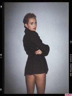 Miley Cyrus' Official 'Bangerz' Promo Photos