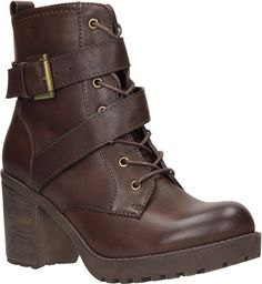 ankle boots, boots, biker boots, brown boots