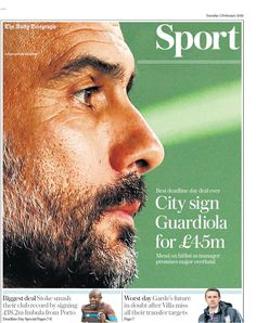Pep Guardiola rejected Man United & Chelsea hell become highest paid coach in the world [Papers]