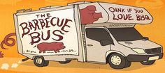 """""""Barbecue Bus"""" Hits the BBQ Trail in South Carolina 