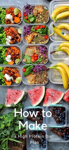 Excellent #health tips are available on our web pages. look at this and you wont be sorry you did. High Protein Snacks, Low Carb High Protein, High Protein Diet Plan, Whey Protein Recipes, Low Carb Diet, Smoothie Recipes, Shake Recipes, Protein Foods, High Protein Diets