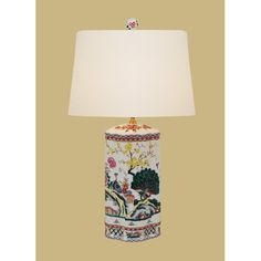 "Vase 27"" Table Lamp"