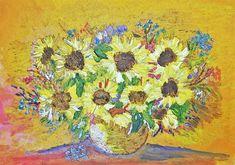 week end 1 by Gabriela Dinca Artist, Painting, Artists, Painting Art, Paintings, Painted Canvas, Drawings
