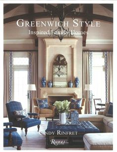 Design in Depth: Greenwich Style | New England Home Magazine