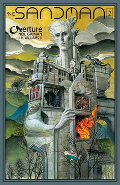 NEIL GAIMAN: UN RITORNO DELUXE IN VERTIGO - http://c4comic.it/2015/04/02/neil-gaiman-un-ritorno-deluxe-in-vertigo/