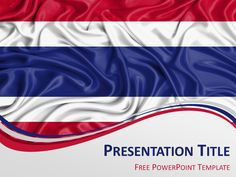 Free powerpoint template with flag of colombia background free powerpoint template with flag of thailand background toneelgroepblik Images
