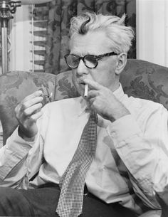 """""""Why do you have to be a nonconformist like everybody else?"""" ― James Thurber"""