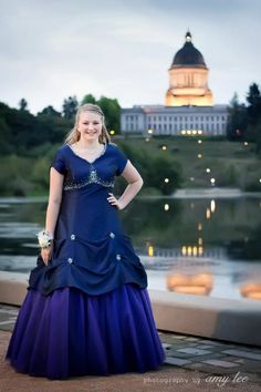 Keely's homecoming, Junior year  Courtesy of Amy Nielson, Amy Lee Photography