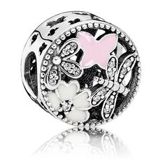 Looking for PANDORA SPRINGTIME charm Pink white Enamel Butterflies cubic zirconias ? Check out our picks for the PANDORA SPRINGTIME charm Pink white Enamel Butterflies cubic zirconias from the popular stores - all in one. Charms Pandora, Pandora Shop, Cheap Pandora, New Pandora, Pandora Beads, Pandora Rings, Pandora Jewelry, Pandora Bracelets, Silver Bracelets