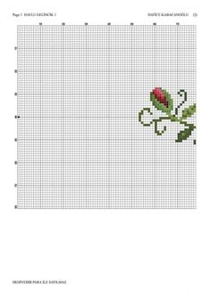 Cross Stitch Borders, Cross Stitch Rose, Cross Stitch Designs, Embroidery Stitches, Hand Embroidery, Flower Pillow, C2c, Needlepoint, Diy Crafts