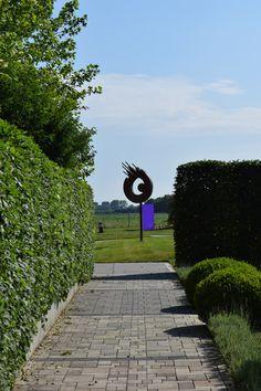 Popular Sichtschutz im Park der Firma Birkenmeier in Freiburg Knumox Designelemente f r den Modernen Garten