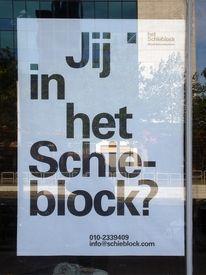 almost Modern : het Schieblock – Drukwerk