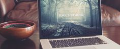 On the Creative Market Blog - How to Make Your Own Realistic MacBook Mockup